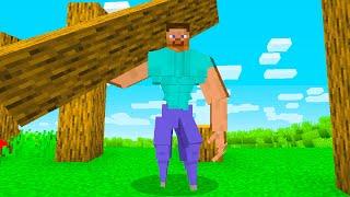 MINECRAFT MA STEVE È MUSCOLOSO - Minecraft ITA
