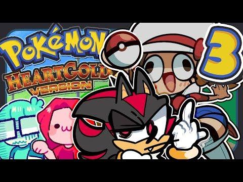 OW THE EDGE / Pokemon Heart Gold / Jaltoid Games (видео)