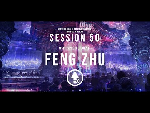 level up - For our 50th Session Anniversary we have Feng Zhu as our special guest! Check out his stunning work here: http://fengzhudesign.com/ Follow him on FB: https:/...