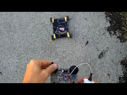 nRF24L01 Module Demo for Arduino ElecFreaks