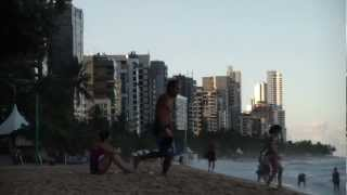 Time lapse praia boa viagem