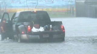 Opelousas (LA) United States  city images : 3 Dead, Many Rescued in La. Flooding
