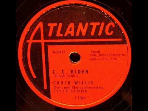 Tekst piosenki Chuck Willis - C.C. Rider (See See Rider) po polsku