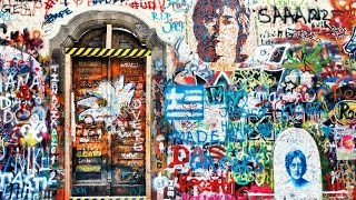 Video Lennonova zed (Lennon Wall)  - original song