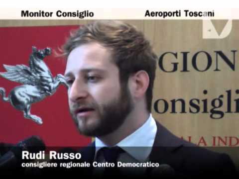 Monitor consiglio: Aeroporti toscani.