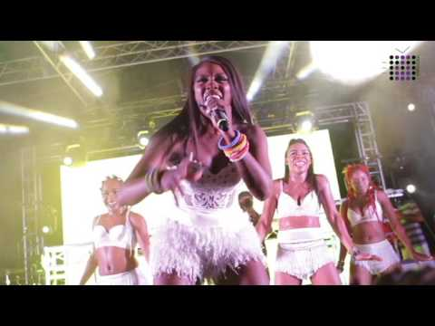 Tiwa Savage Perform Live in Atlanta, GA with Don Jazzy at #PXPFEST