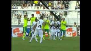Ponte Preta 1x2 Palmeiras, Gols & Lances pelo Paulistão 2013.