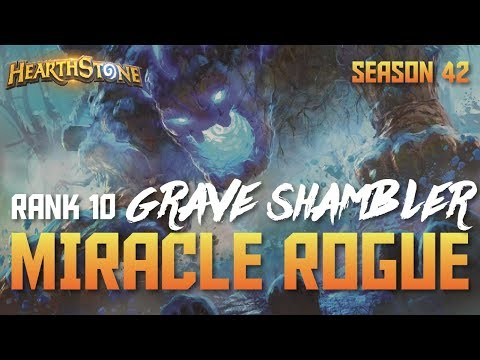 Download Grave Shambler Miracle Rogue (Rank 10, Season 42) HD Mp4 3GP Video and MP3
