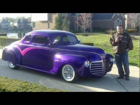 1941 Plymouth Street Rod Classic Muscle Car for Sale in MI Vanguard Motor Sales