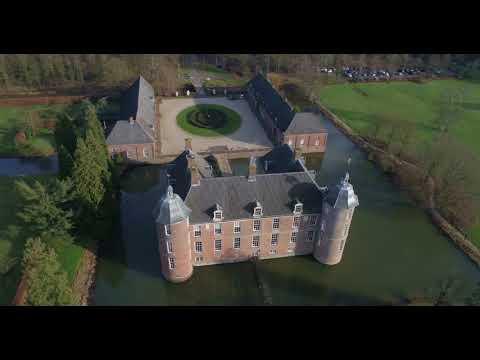 Logeren in een kasteel is een aparte belevenis