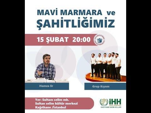 Mavi Marmara ve Şahitliğimiz