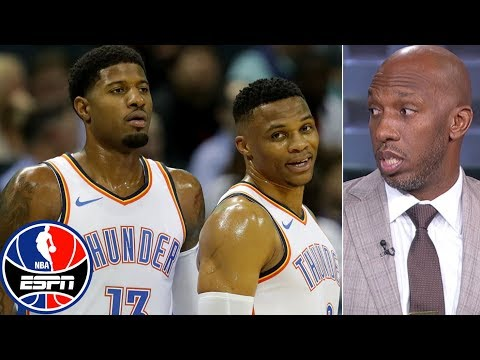 Video: Are Russell Westbrook, Thunder falling short of expectations? | NBA Countdown