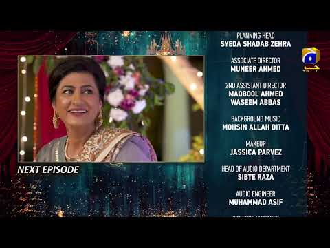Fitoor - Episode 09 Teaser - 11th February 2021 - HAR PAL GEO