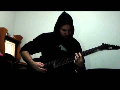 LTD SC-608B - Moodscapes - Original Song - 8 String Guitar