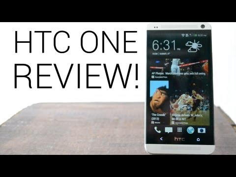 AndroidAuthority - The HTC One is the latest and greatest from HTC, but is it enough to make up for sagging hardware sales and increasingly ruthless competition? Watch on! Acco...