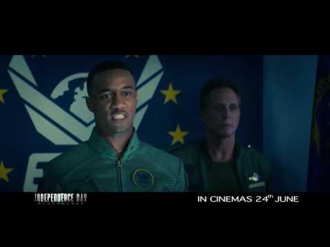 Independence Day: Resurgence (TV Spot 'Unite World')