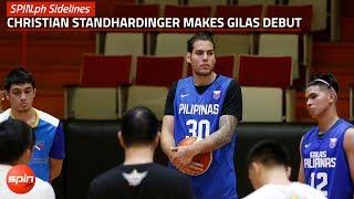 SPIN.ph Sidelines: Christian Standhardinger makes Gilas debut Video