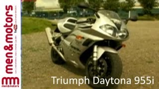 10. Triumph Daytona 955i Review (2003)