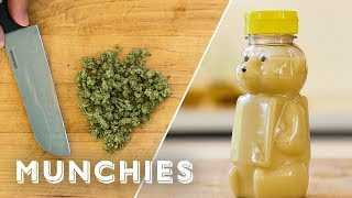 How To Make Weed-Infused Honey: BONG APPÉTIT by Munchies