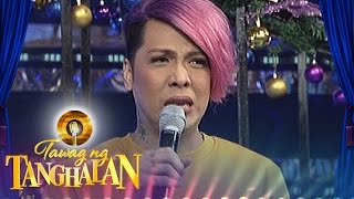 "Video Tawag ng Tanghalan: Vice Ganda's emotional ""hugot"" MP3, 3GP, MP4, WEBM, AVI, FLV April 2019"
