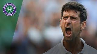 Download Lagu Kyle Edmund vs Novak Djokovic 3R Highlights | Wimbledon 2018 Mp3
