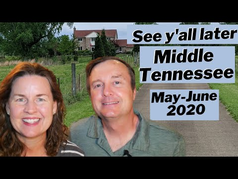 Goodbye to Middle Tennessee - Our Nomadic FIRE Life (Financial Independence, Retire Early)