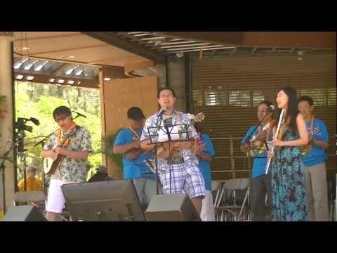 2012 42nd Hawaii Ukulele Festival  流浪到淡水  Wandering to Danshui