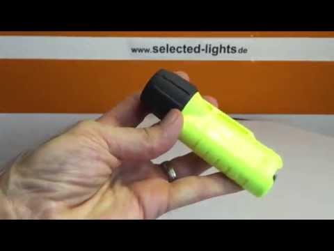 UnderWater Kinetics UK 2AA Ex Geschützte Lampe