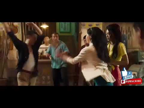 Master Z Ip Man Legacy Movie Fight Scene part 1