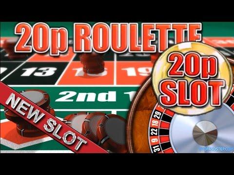 20p Slot NEW SLOT + 20p Roulette