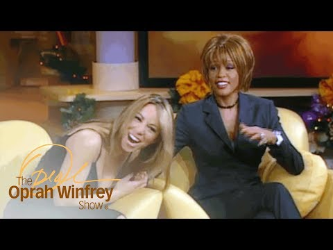 Mariah Carey and Whitney Houston Shut Down Rumors That They're Rivals | The Oprah Winfrey Show | OWN