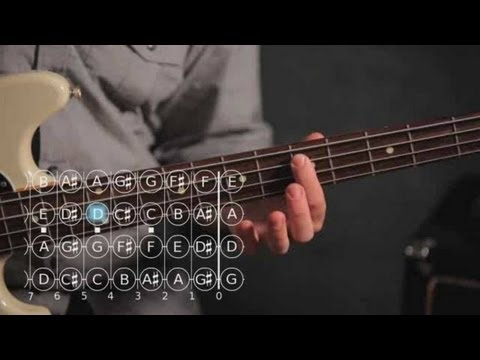 Basic Note Patterns | Bass Guitar
