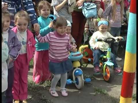 В Северодонецке открыли детскую площадку