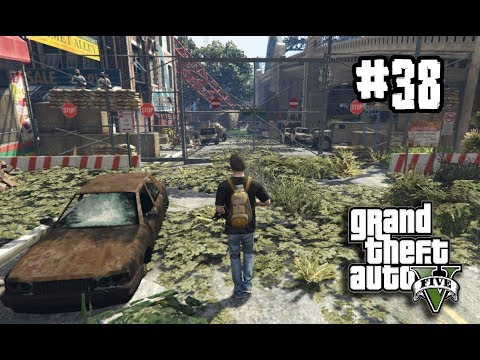 GTA V Zombie Mod[Thai] #38 เมืองเถื่อน (видео)