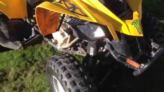 3. Review on My Can-am DS 250 2011