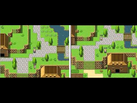 RPG Maker MV (RMMV) MMO - Multiplayer Maps