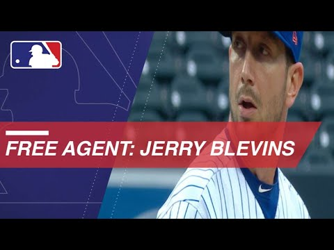 Video: Jerry Blevins to enter free agency this offseason