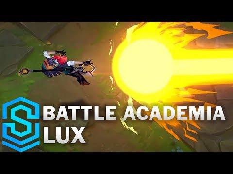Lux Học Viện Không Gian - Battle Academia Lux