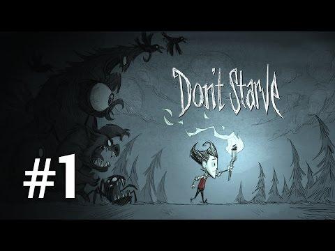 max - Astazi incerc un nou joc survival, asta se numeste Don't Starve si obiectivul principal e sa nu mori de foame, dupa cum spune si numele.