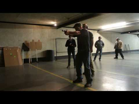 Firearm malfunctions during shooting competition- everything goes right