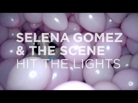 Selena Gomez & The Scene - Hit The Lights Teaser 2