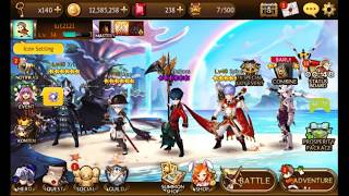 LDR Channel Review Seputar Hero di Seven Knight (Normal Hero, Spesial Hero, Awaken Hero dan Lain-lainnya).