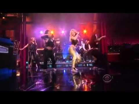 Shakira se pone loca loca loca