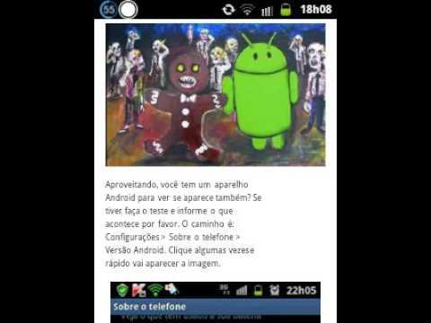 A verdadeira história do android maligno!