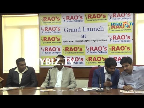 Raos Junior College New Branches Launch