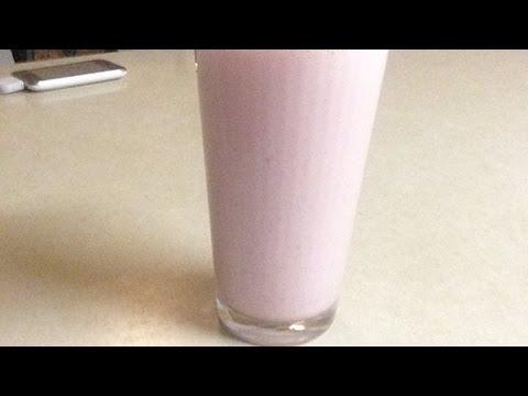 bevanda estiva: come preparare un milkshake alle fragole