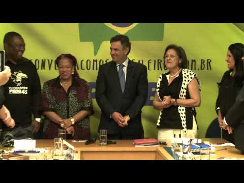 Luislinda Valois, primeira juíza negra do Brasil, filia-se ao PSDB