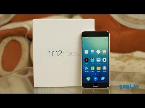 Meizu M2 Note review - unboxing, benchmark, gaming and battery performance