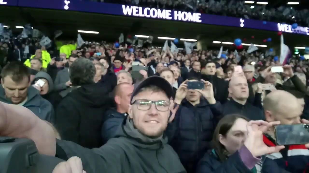 VLOG#50 – Tottenham Crystal Palace