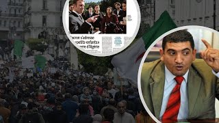 """Macron: Le system """"politico-militaire"""" algérien est fragilisé"""